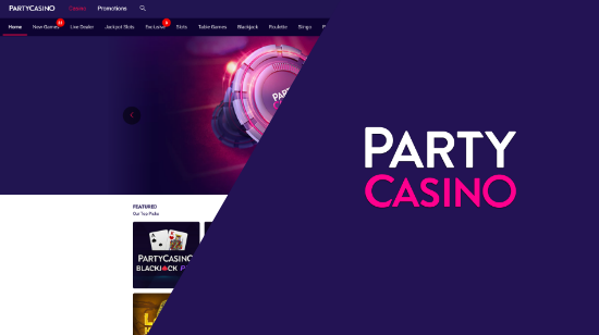 NJ Party Casino Review