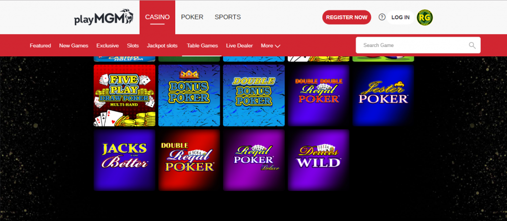 mgm online casino review - customer support