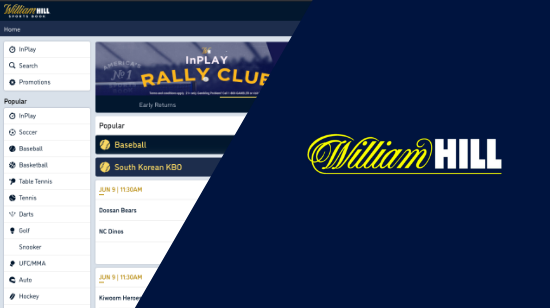 William Hill NJ Sports Betting Review