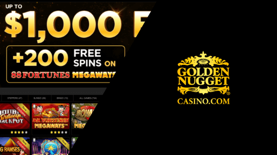Golden Nugget Online Casino NJ Review