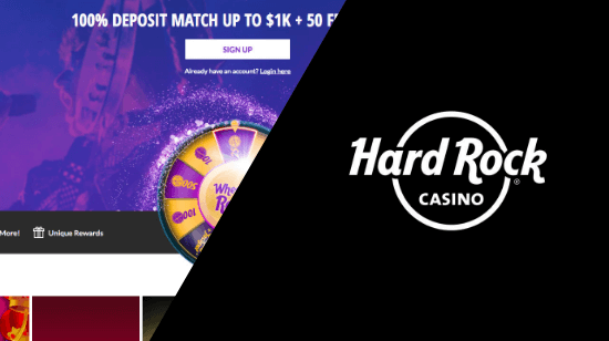 Hard Rock Casino Online NJ Review