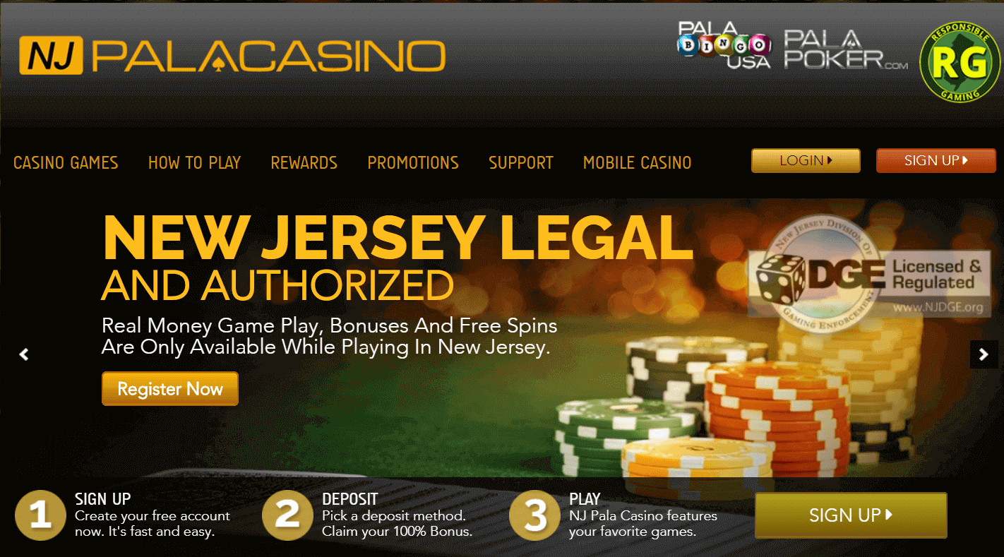 pala casino review