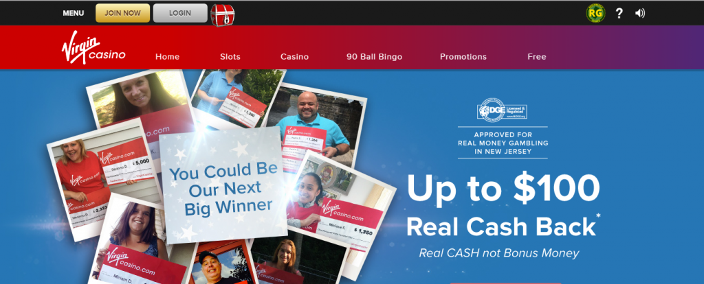 virgin online casino review- ease of use