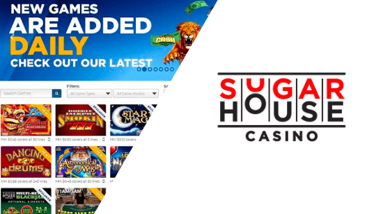 SugarHouse Online Casino Review