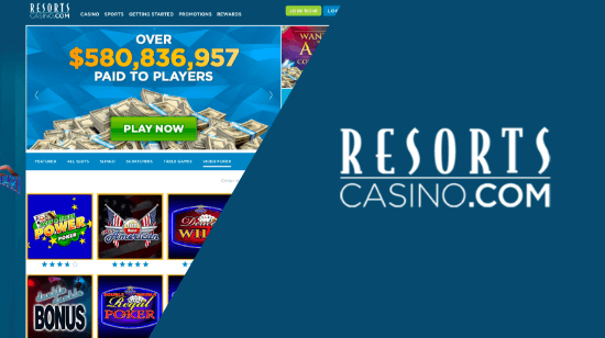 Resorts Online Casino Review