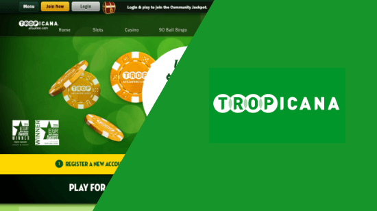 Tropicana Sportsbook Review