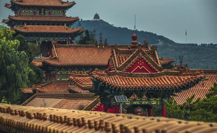 history of gambling - china