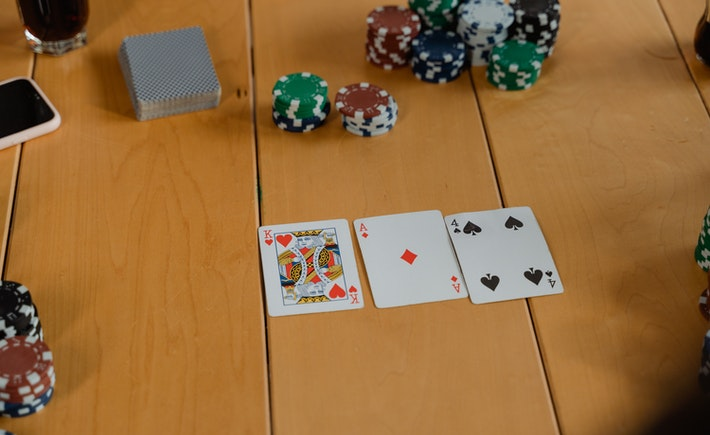 history of gambling - poker